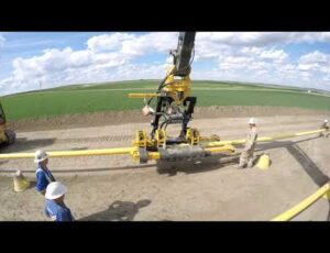 Track Hoe View ClickWeld